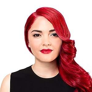 Amazon.com : Sparks Long Lasting Bright Hair Color, Red Velvet, 3 ...