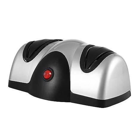 Compra EbuyChX Afilador de Cuchillos eléctrico Muela rápida ...