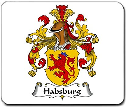 Amazon Com Habsburg Family Crest Coat Of Arms Mouse Pad Electronics