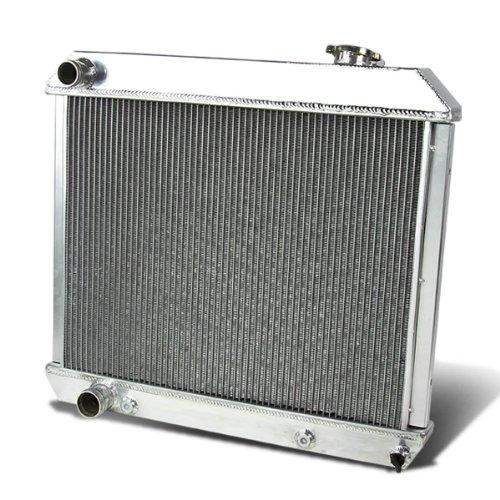 For Cadillac DeVille/Eldorado/Fleetwood Full Aluminum 3-Row Racing Radiator
