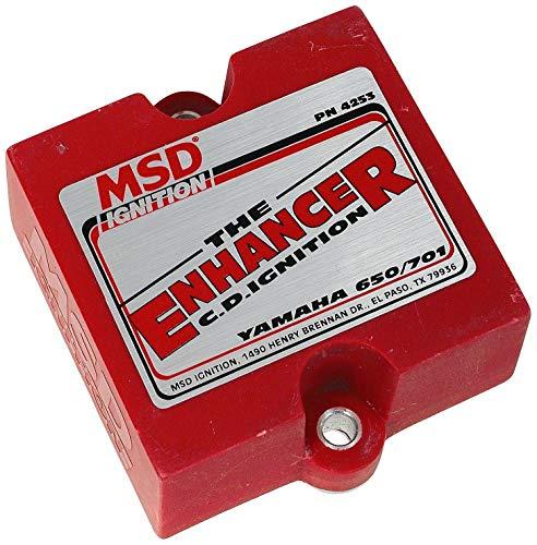 (MSD 4253 Watercraft Enhancer Ignition Control Box)