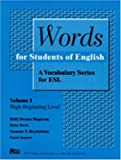 Words for Students of English : A Vocabulary Series for ESL, Rogerson, Holly D. and Davis, Betsy, 0472083619