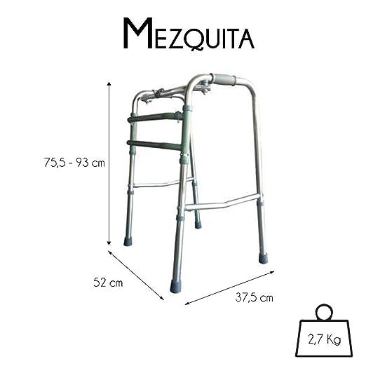 Mobiclinic, Modelo Mezquita, Andador para ancianos, mayores ...