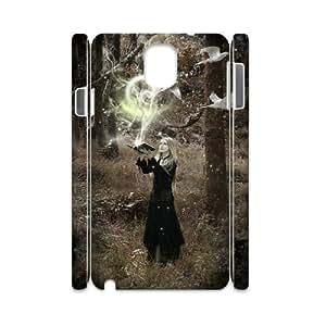 J-LV-F Diy case Fantasy Fairy Tale customized Hard Plastic case For samsung galaxy note 3 N9000