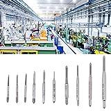 Micro Taps, M1 to M3.5 Machine Hand Screw Thread