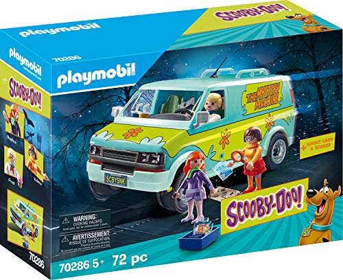 PLAYMOBIL® Scooby-DOO! Mystery Machine