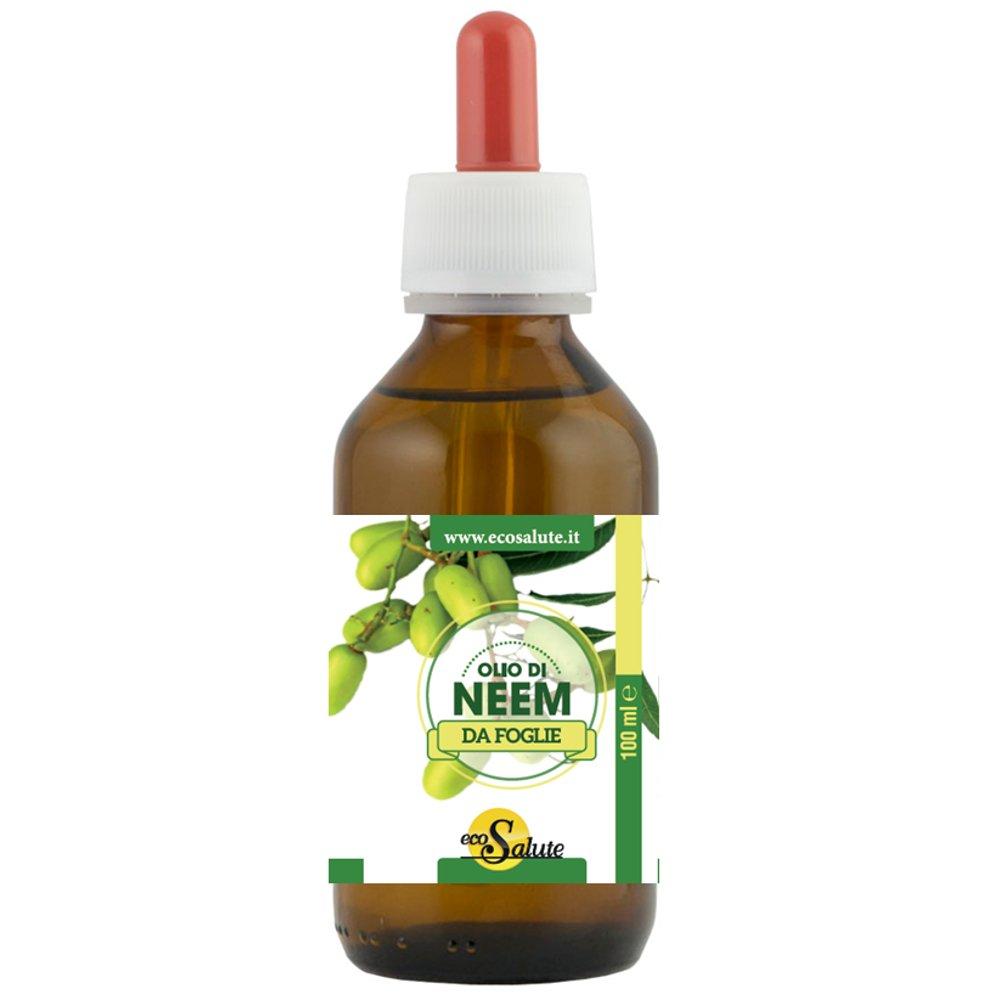 Spazio Ecosalute Olio di Neem Foglie - 100 ml A116