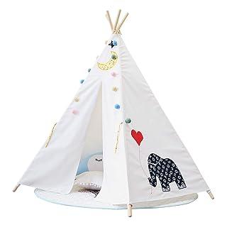 Tenda per Bambini Tenda per Bambini Casa dei Giochi per Bambini Tende per Bambini Giocattoli per Bambine Casetta da Gioco All'aperto al Coperto Campo da Campeggio Miglior Regalo