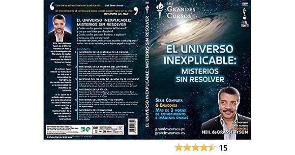 El Universo Inexplicable Misterios Sin Resolver Dvd 6 Episodios Cine Y Tv