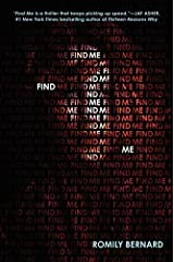 Find Me by Romily Bernard (2014-08-26) Paperback