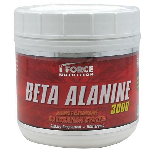 Forcé Nutrition Beta Alanine 3000, 500-g Tub