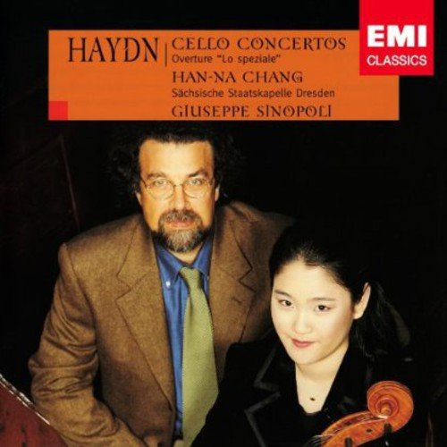 Haydn-Cello Concertos Nos. 1 & 2