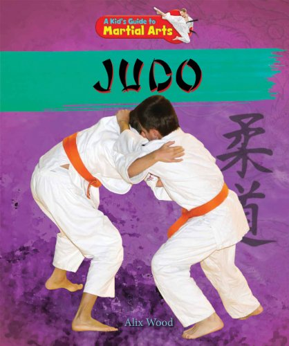Judo (Kid's Guide to Martial Arts (Powerkids))