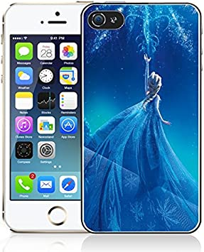 Coque iPhone 4/4S La Reine Des Neiges - Pouvoir Elsa: Amazon.fr ...