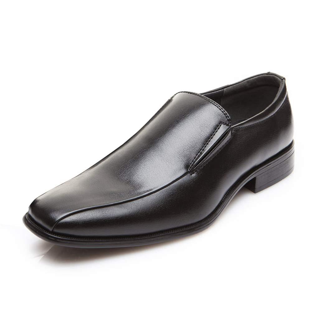 Los Hombres de Negocios Zapatos de Moda Zapatos de Vestir Slip-en la Boda Zapatos Formales