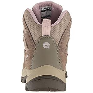 Hi-Tec Women's Skamania Waterproof Hiking Boot, Taupe/Dune/Violet Ice, 9 D US