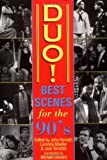 img - for Duo! Best Scenes for the 90s (Applause Acting Series) book / textbook / text book