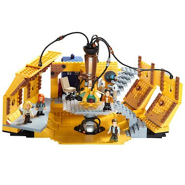 Doctor Who Deluxe Tardis Playset