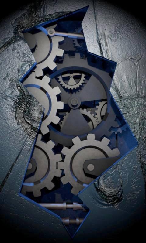 Amazon.com: Mechanical gear live wallpaper: Appstore for ...
