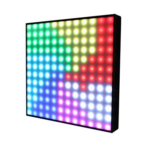 Blizzard Lighting Pixellicious 2 | 12x12 RGB LED Matrix Video Panel by BlizzardLight