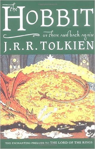 see fire hobbit  book