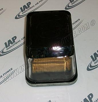 2250144 - 814 combustible filtro diseñado para uso con sullair compresores: Amazon.es: Amazon.es