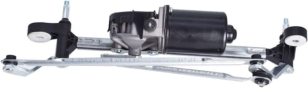 AISENPARTS Front Windscreen Wiper Motor and Linkage Kit Fit for Vauxhall//Opel Corsa//Combo//Corsavan Mk3 Mk4