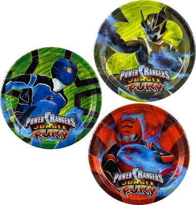Power Ranger Jungle Fury Costume (Power Rangers Jungle Fury 7
