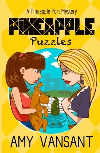 Pineapple Puzzles Mystery Three Mysteries