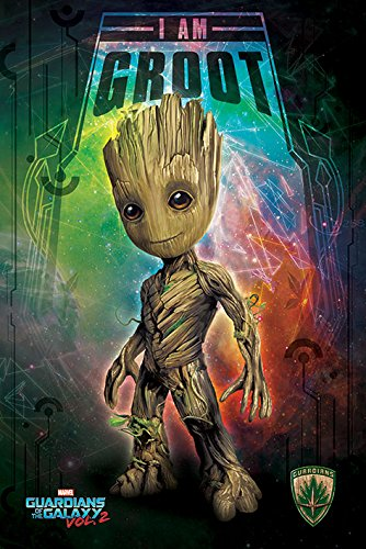 Guardians Of The Galaxy Vol. 2 - Movie Poster / Print