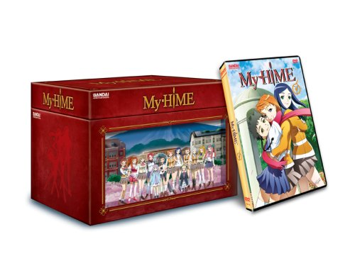 My-Hime, Volume 7 (Special Collector's Edition with Art Box)
