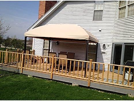 Amazon Com Garden Winds Replacement Canopy For Menards Dome Gazebo Riplock 350 Beige Garden Outdoor