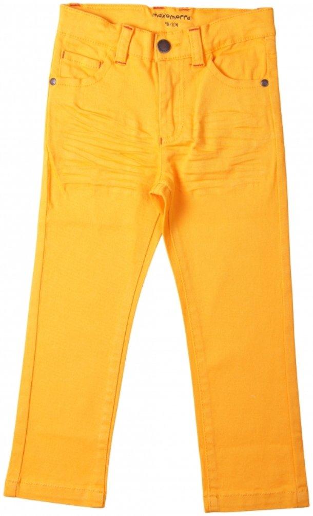 Jeans Naranja STOC-DE04-DE01-