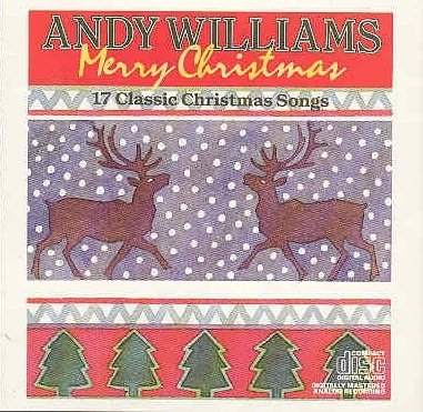 Merry Christmas: 17 Classic Christmas Songs (List Of The Most Popular Christmas Songs)
