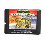 Taka Co 16 Bit Sega MD Game Teenage Mutant Ninja Turtles The Hyper Stone Heist EUR Sticker 16 bit MD Game Card For Sega Mega Drive For Genesis