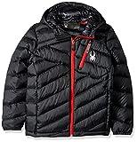 Spyder Boy's Dolomite Hoody, Black, Large