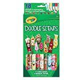 Crayola Doodle Scents Markers, 18 CT
