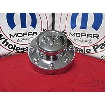 Dodge Ram 3500 Chrome Rear Dually Center Hub Center Cap Wheel Cover Mopar Oem by Mopar