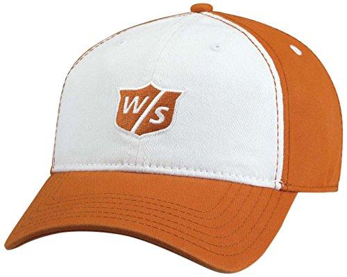 Wilson Staff Relaxed Cap, Orange