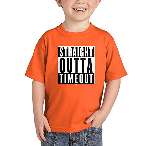 Toddler Infant Straight Timeout T shirt