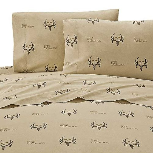 Bone Collector Sheet Set, Full