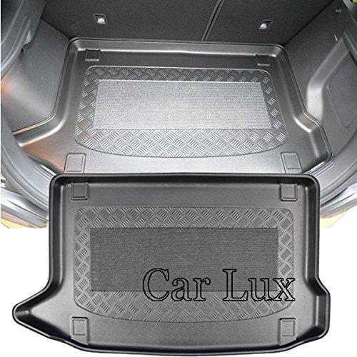 Car Lux ar05237/ /Tappeto Vassoio Vasca Protector Cubre bagagliaio sagomato con antiscivolo per Kona
