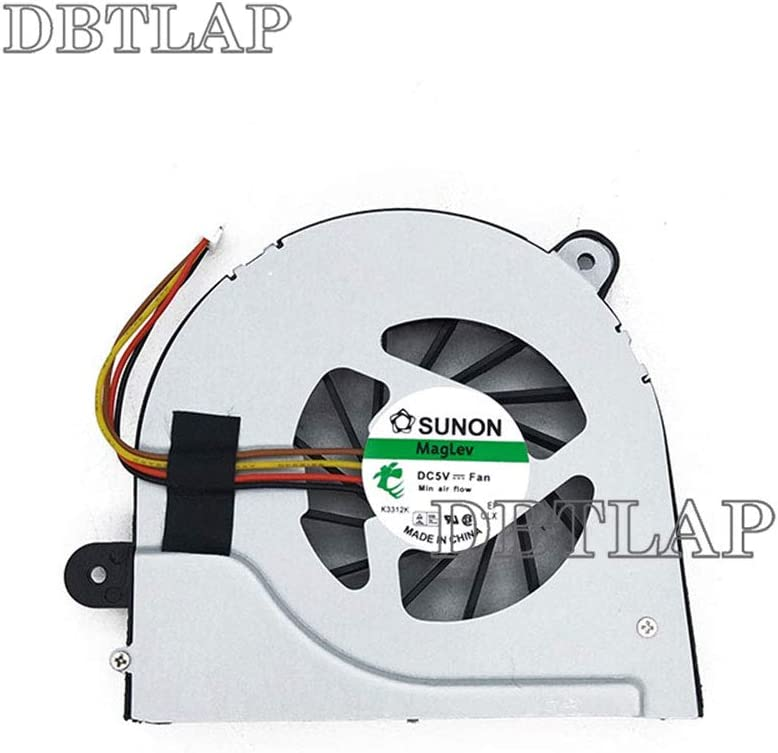 DBTLAP CPU Fan Compatible for Lenovo G500S G400S G505S Z505 Z501 G405S Cooling Fan