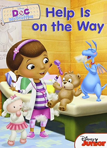 Doc McStuffins: Doc on Call: Board Book Boxed Set by DISNEY (Image #2)