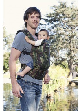 Amazon.com : Boba 3G Carrier - Camouflage Special Edition Diaper Dude : Child Carrier Products : Baby