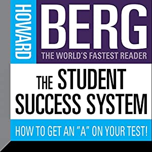 The Student Success System Speech