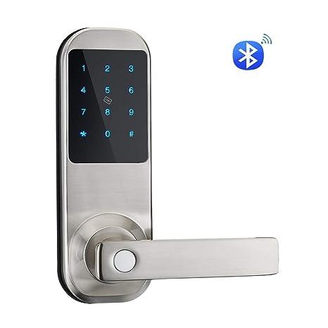 Red Dragon - Candado Digital de Seguridad sin Llave para ...