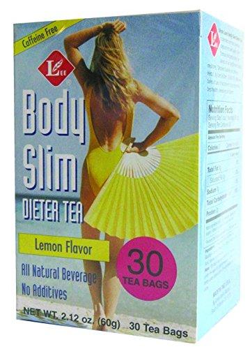 (Uncle Lee's Body Slim Dieter Tea Lemon - 30 Tea Bags)