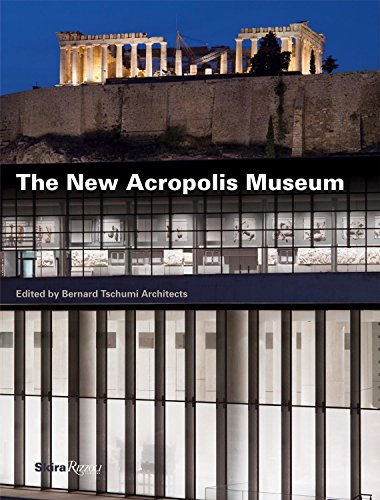 The New Acropolis Museum (Bernard Tschumi Architects) por Demetrios Pantermales,Bernard Tschumi Architects