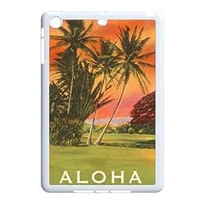 Love Aloha Unique Design Case for Ipad Mini, New Fashion Love Aloha Case by icecream design